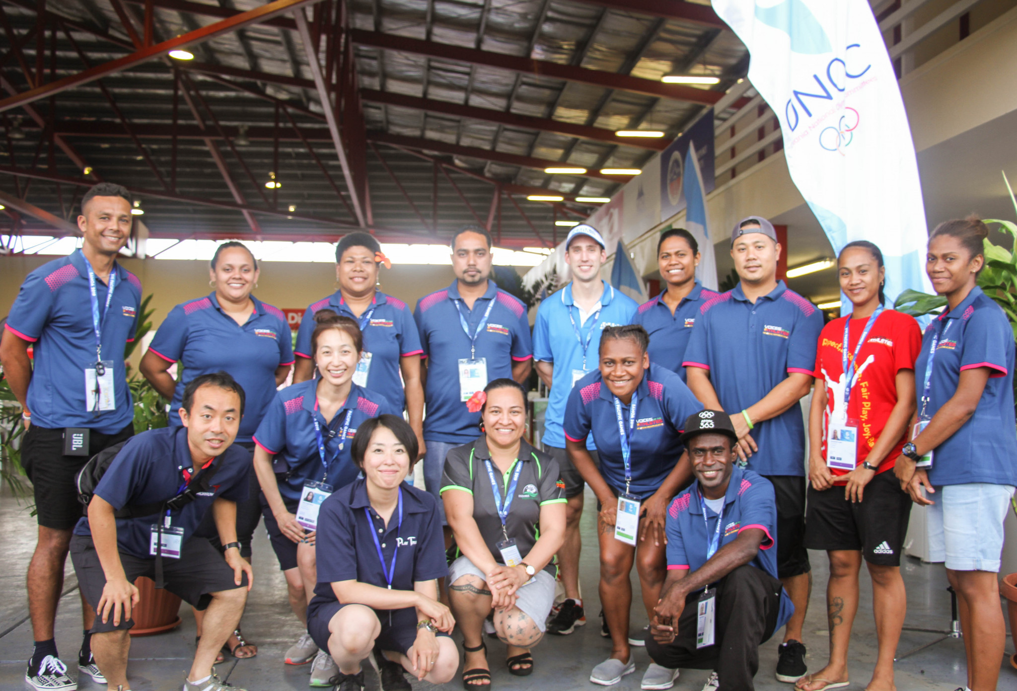 """Samoa 2019 programme encourages athletes to """"Be a Leader"""""""