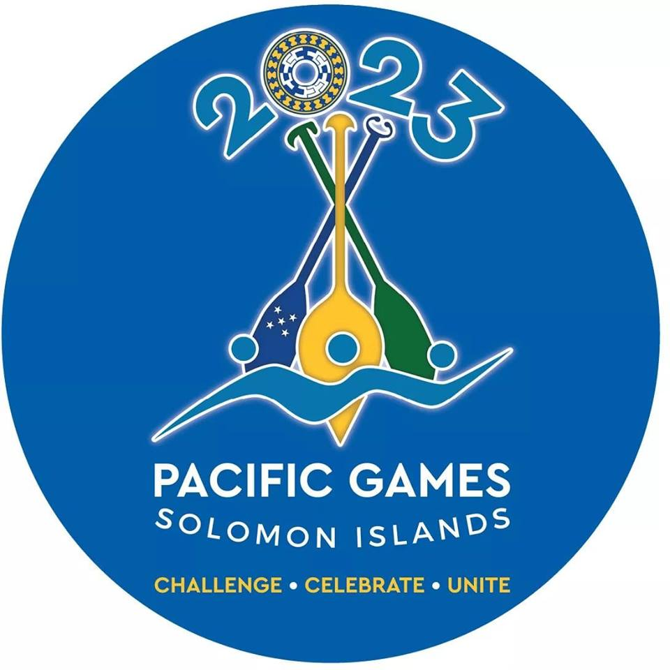 Solomon Islands have released their logo for the Pacific Games ©Solomon Islands 2023