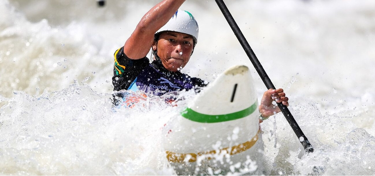 Two-times Olympian Ana Sátila is among the headline names in a star-studded field for this week's ICF Junior and Under-23 Canoe Slalom World Championships in Kraków ©ICF