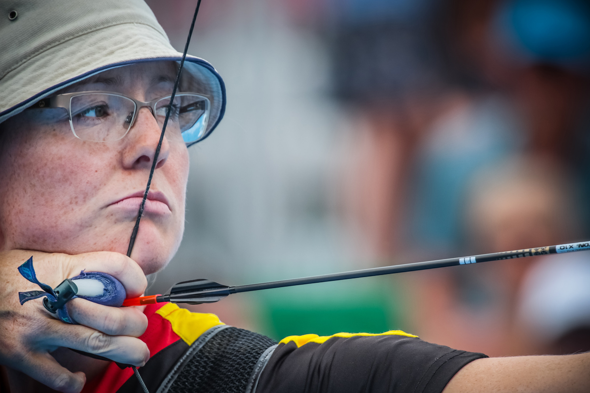 Germany's Unruh unstoppable at Tokyo 2020 archery test event