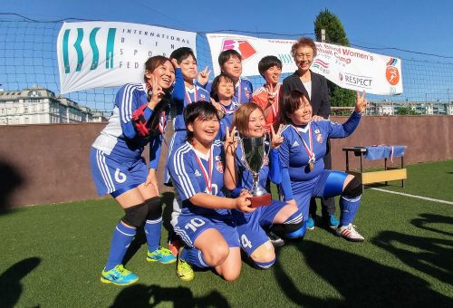 Plans for a women's football World Championships in 2020 have been launched by the International Blind Sports Federation ©IBSA