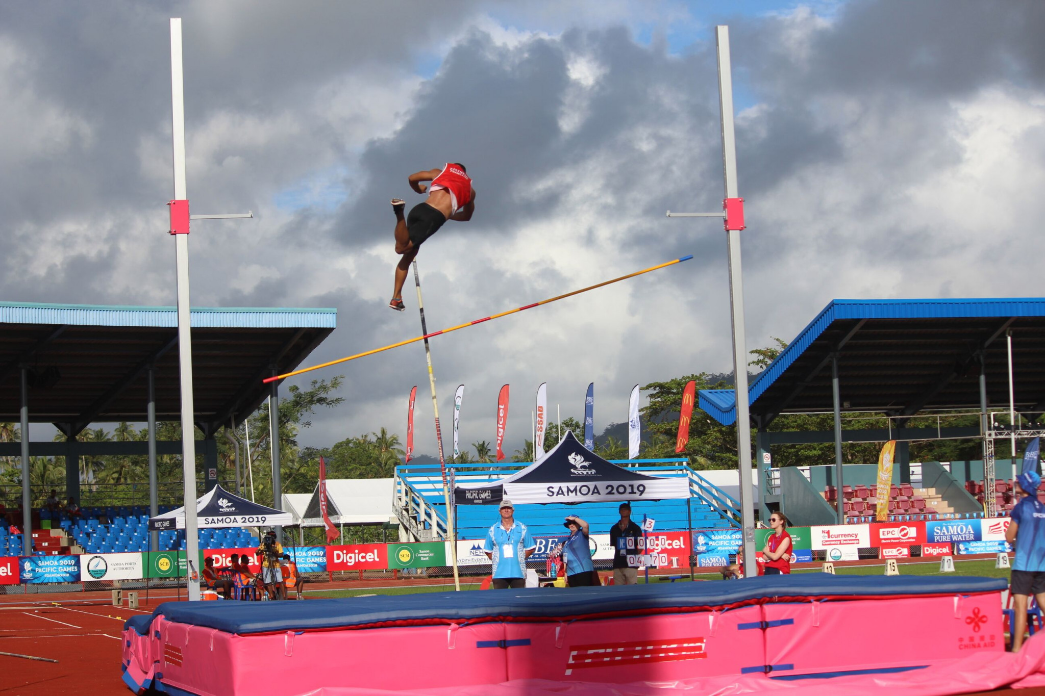 Samoa 2019: Day nine of competition