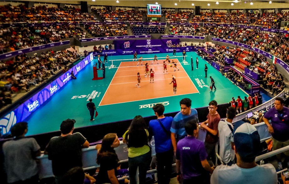 Russia turn tables in repeat of last final at FIVB Women's Under-20 World Championship