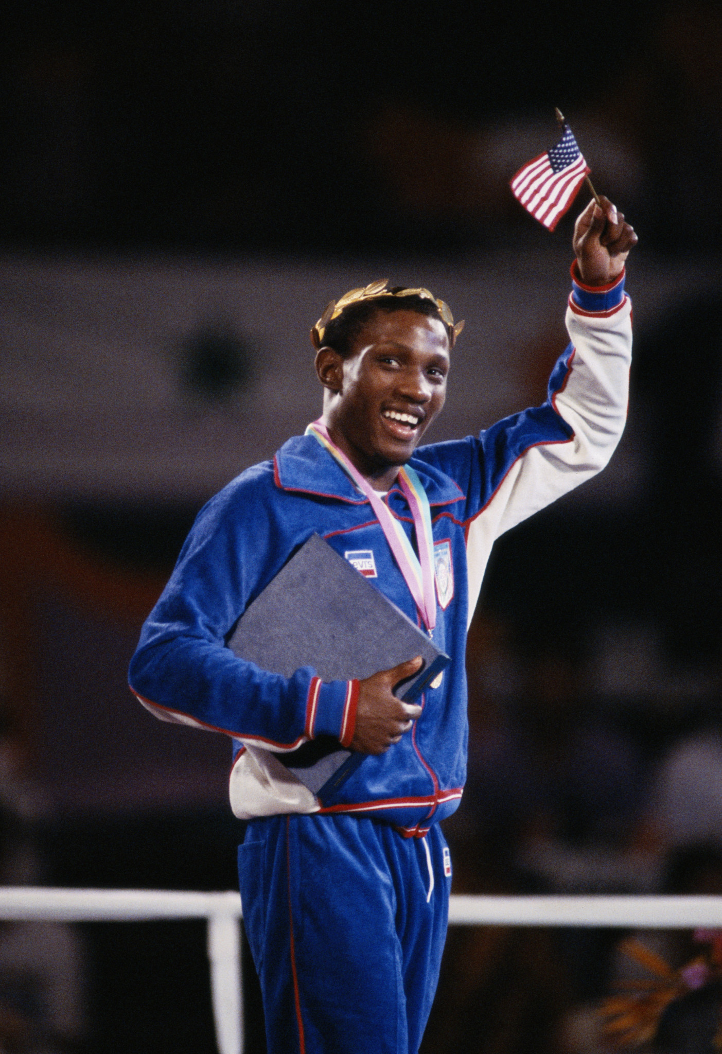 Pernell Whitaker was the lightweight gold medallist at the 1984 Olympic Games in Los Angeles ©Getty Images