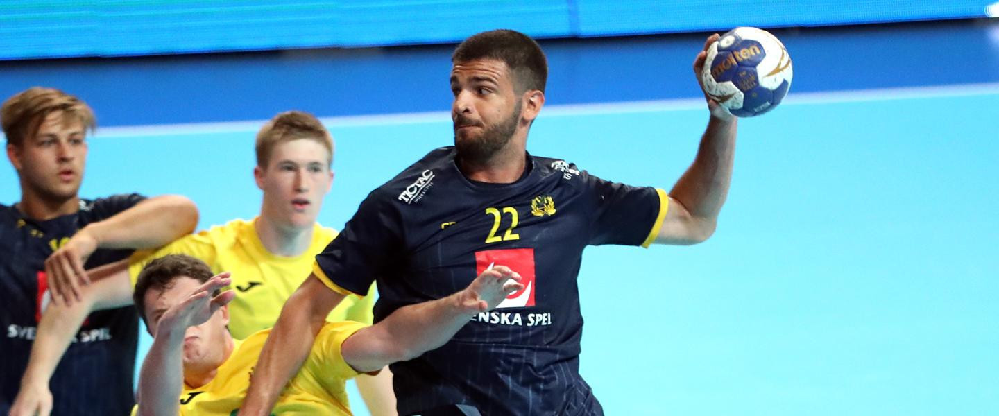Sweden were older and heavier and, ultimately, much better than Australia as they recorded a second consecutive victory at the Men's Junior World Handball Championship in Spain ©IHF