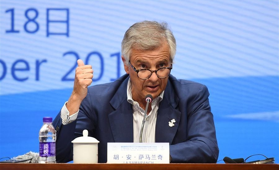 Beijing 2022 could be important in any ambitions that Juan Antonio Samaranch has to be the next IOC President ©Getty Images