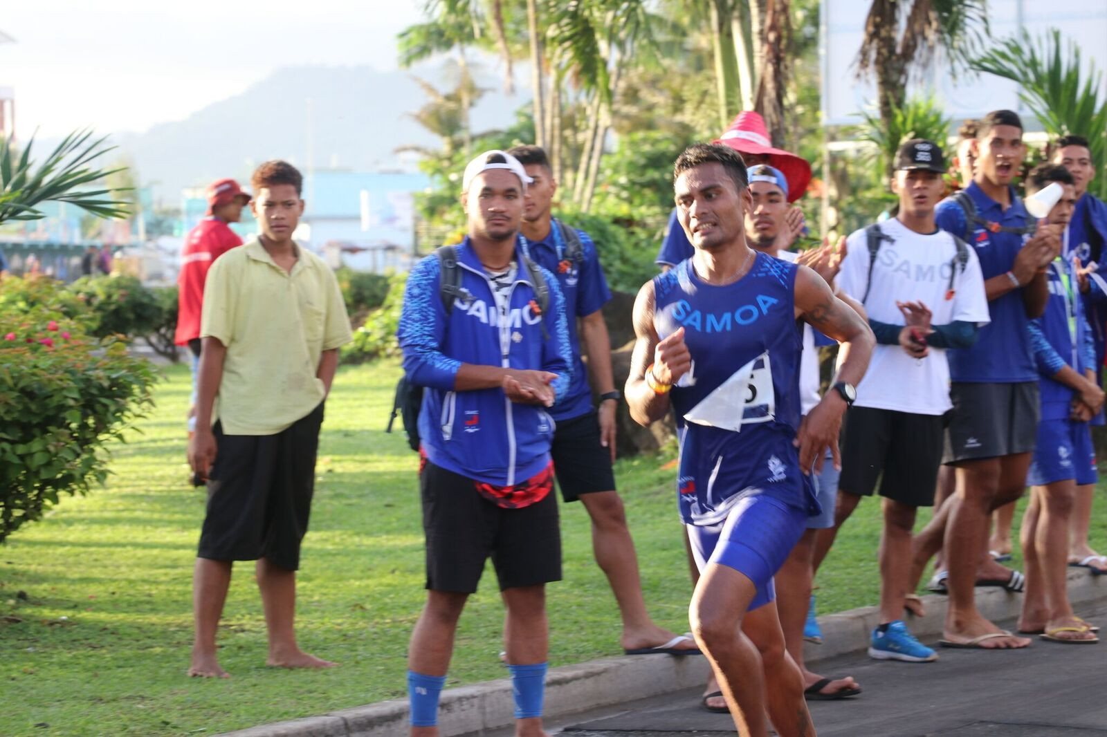 Samoa 2019: Day 12 of competition