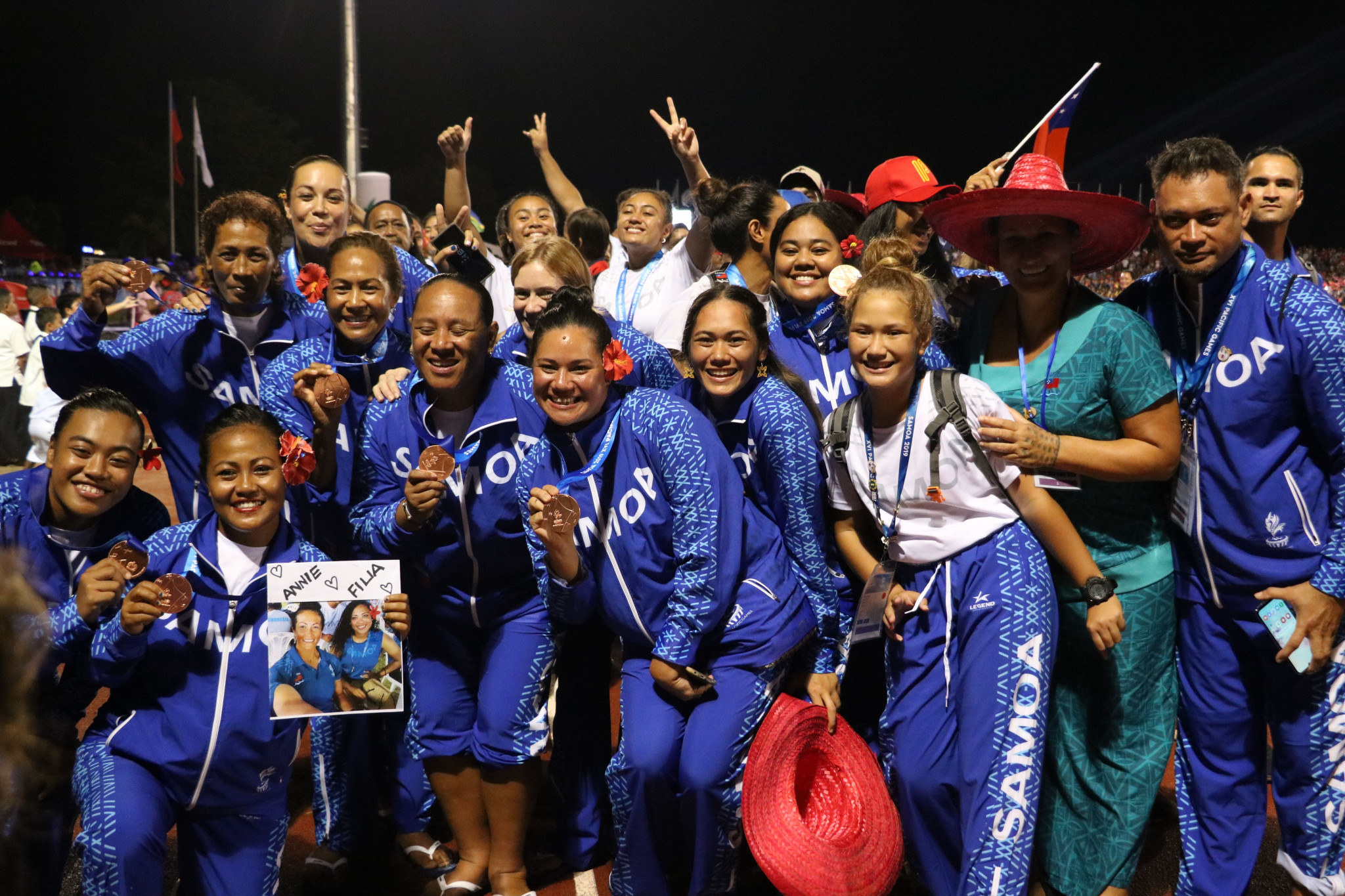 """Pacific Games come to a close as Samoa Prime Minister calls for """"consultations"""" on transgender athletes in speech"""