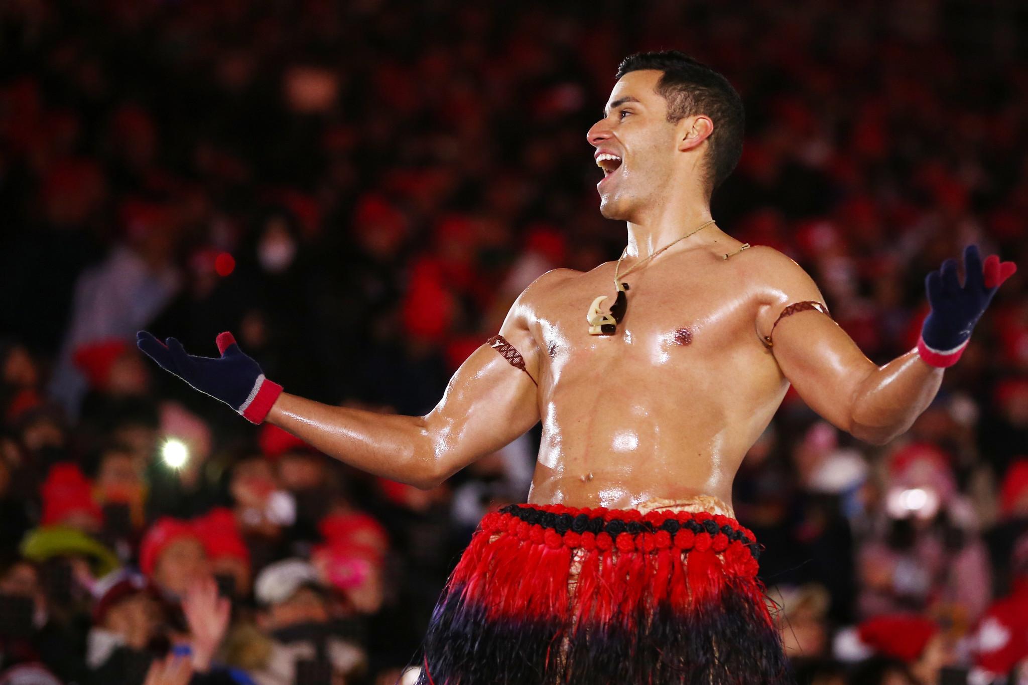 Tonga taekwondo gold medallist thanks Rio 2016 flag bearer Taufatofua