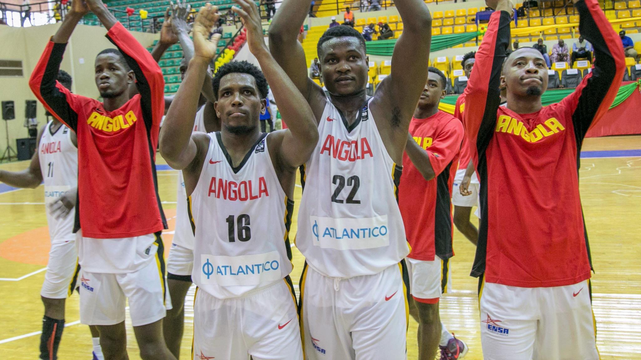 Angola among quartet to secure FIBA AfroCan quarter-finals berths