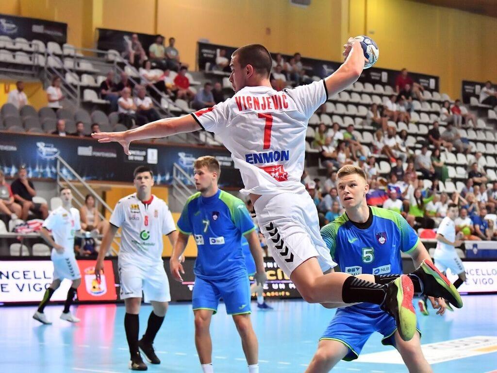 Last-16 line-up almost complete at Men's Junior World Handball Championship