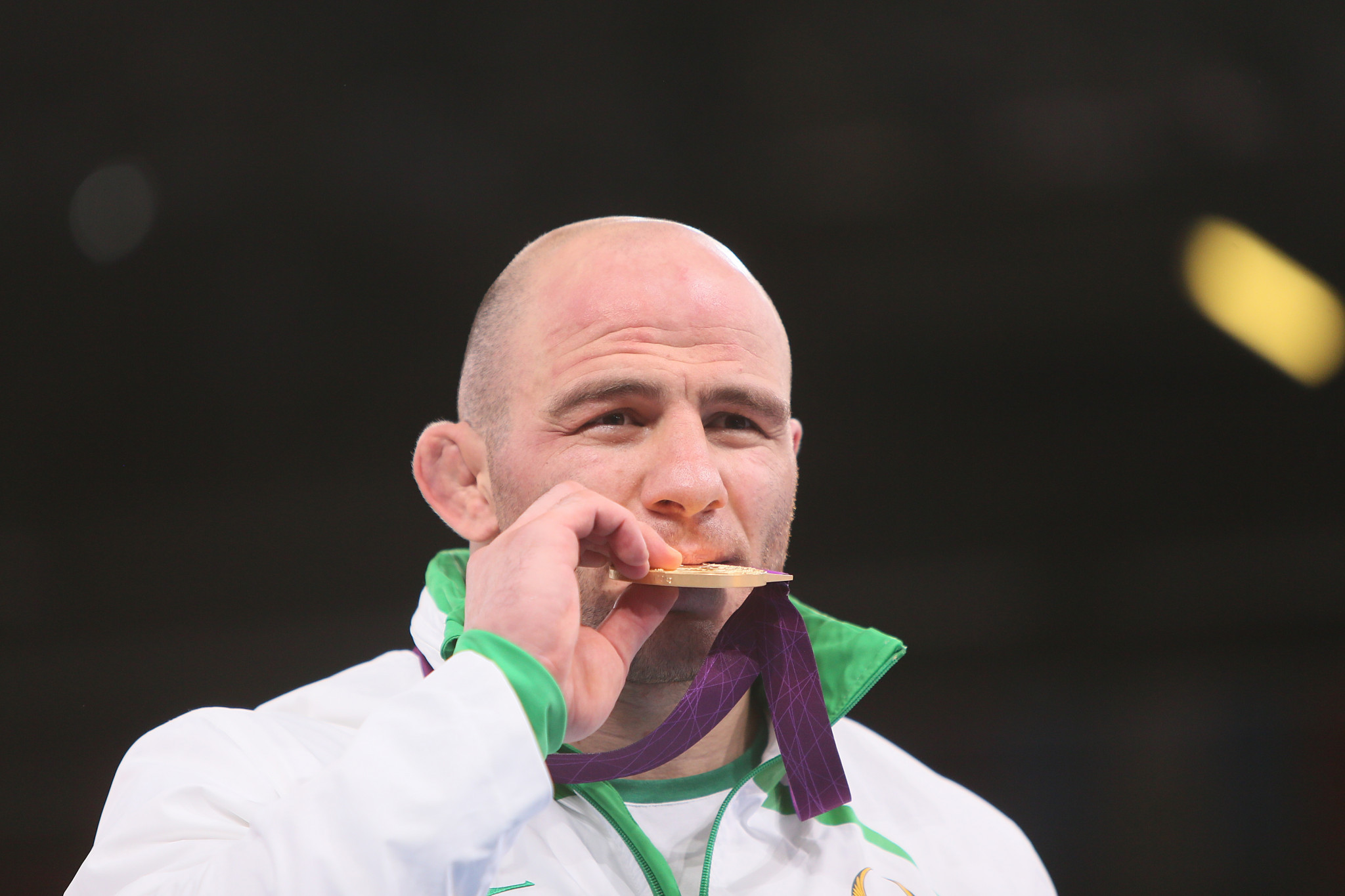 Taymazov stripped of second Olympic gold medal for doping at London 2012