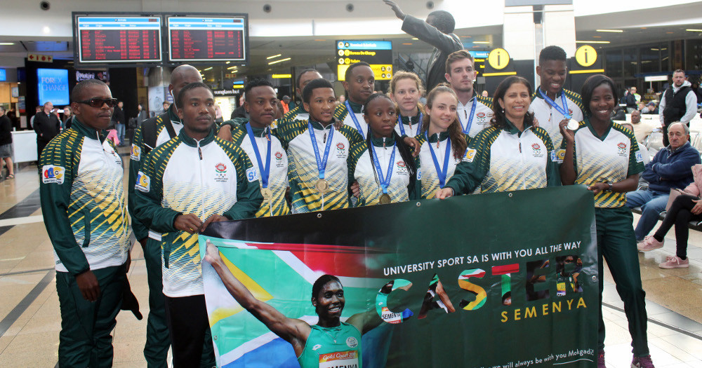 """USSA President """"proud"""" after South Africa exceed expectations at Naples 2019"""