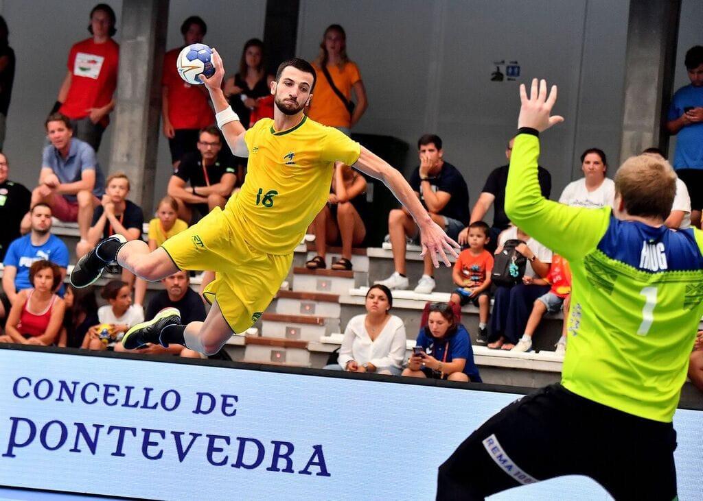 Defending champions Spain crash out of Men's Junior World Handball Championship