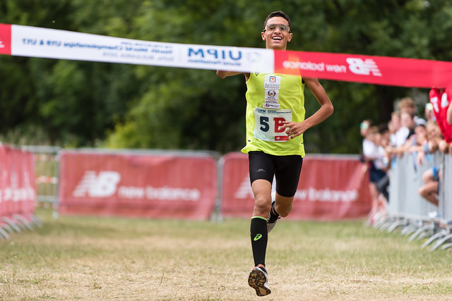 Russia's Shalupin wins under-19 title at UIPM Youth World Championships