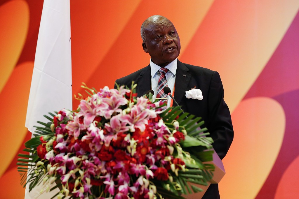 IAAF Council member David Okeyo is under investigation by Kenyan police  ©Getty Images