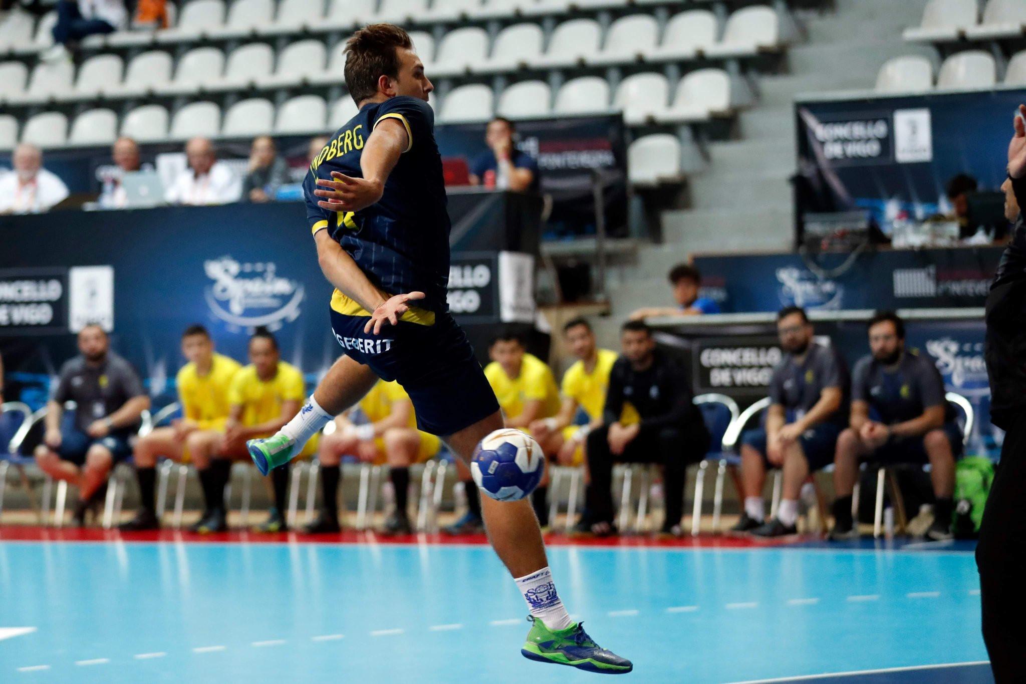 Egypt into quarter-finals at Men's Junior World Handball Championship