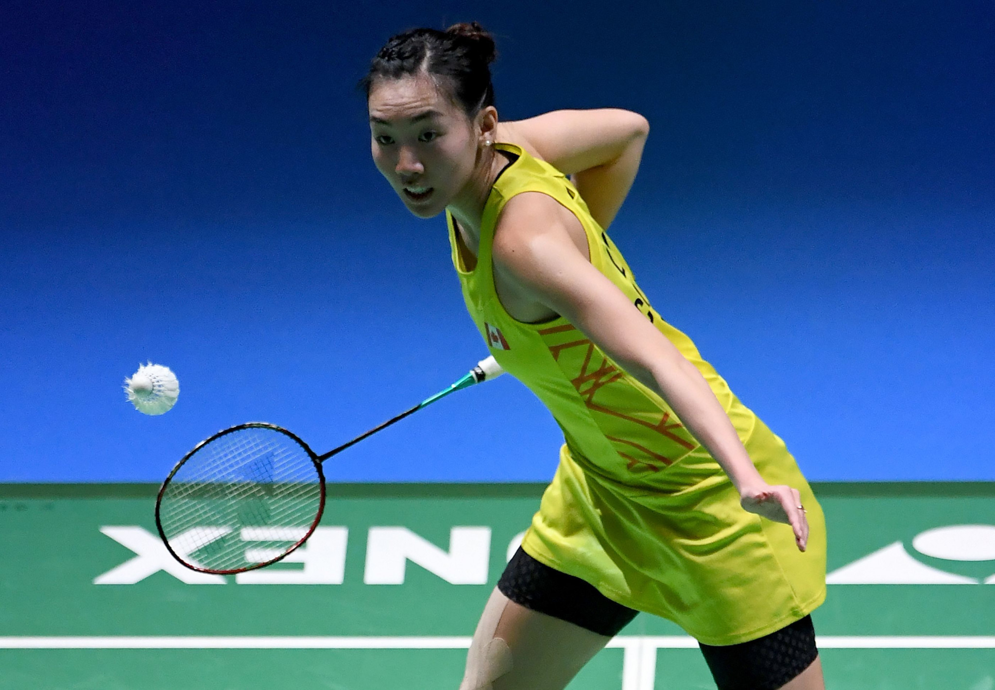 Li beats top seed Tai at BWF Japan Open and Tokyo 2020 test event