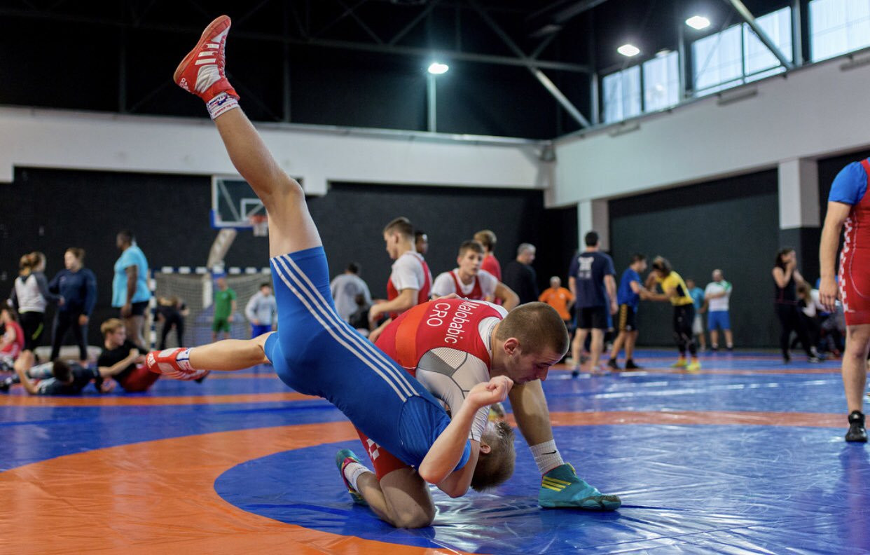 The Cadet European Championships will not be held in October ©UWW