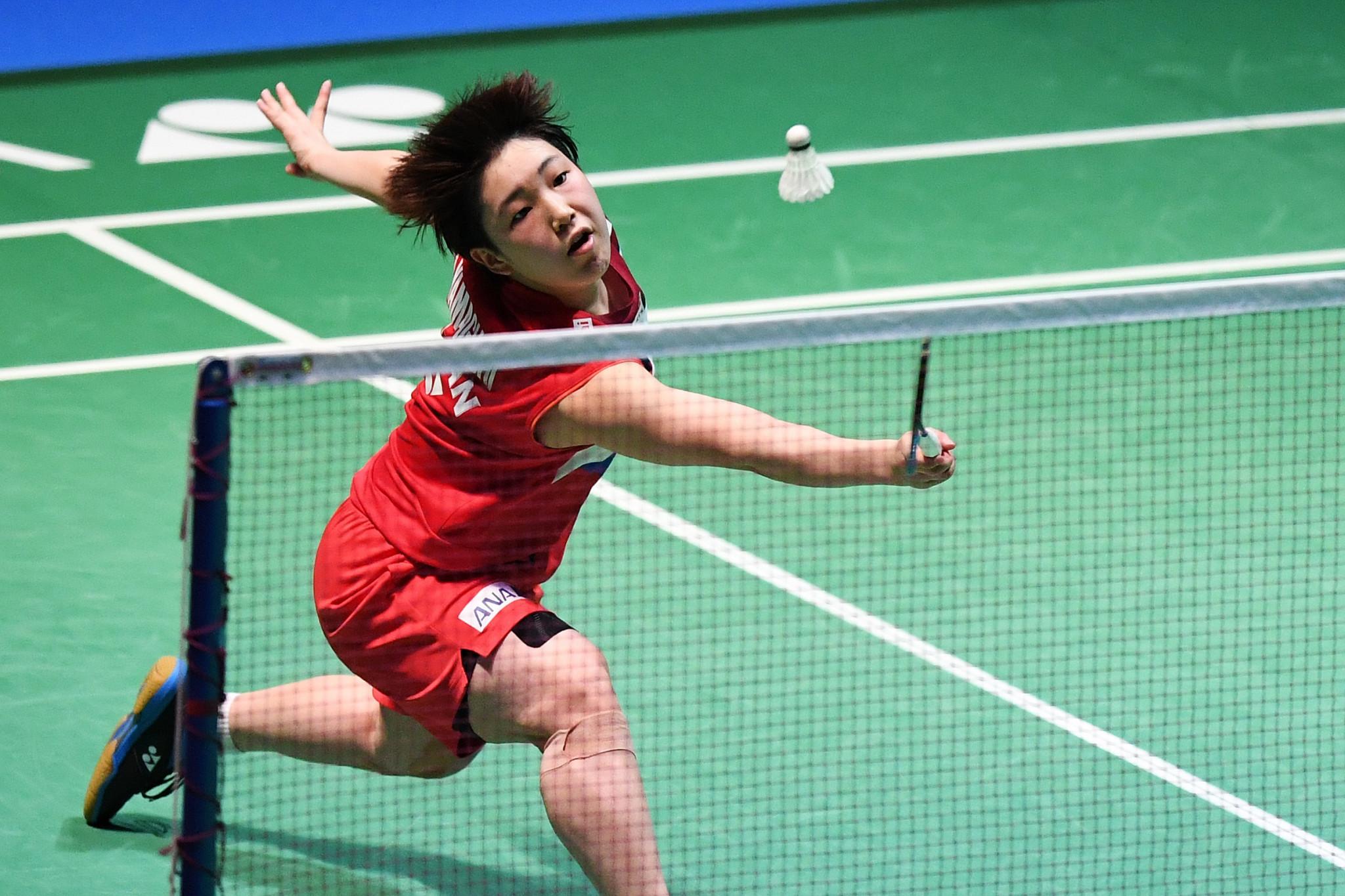 Yamaguchi and Momota clinch singles titles at BWF Japan Open