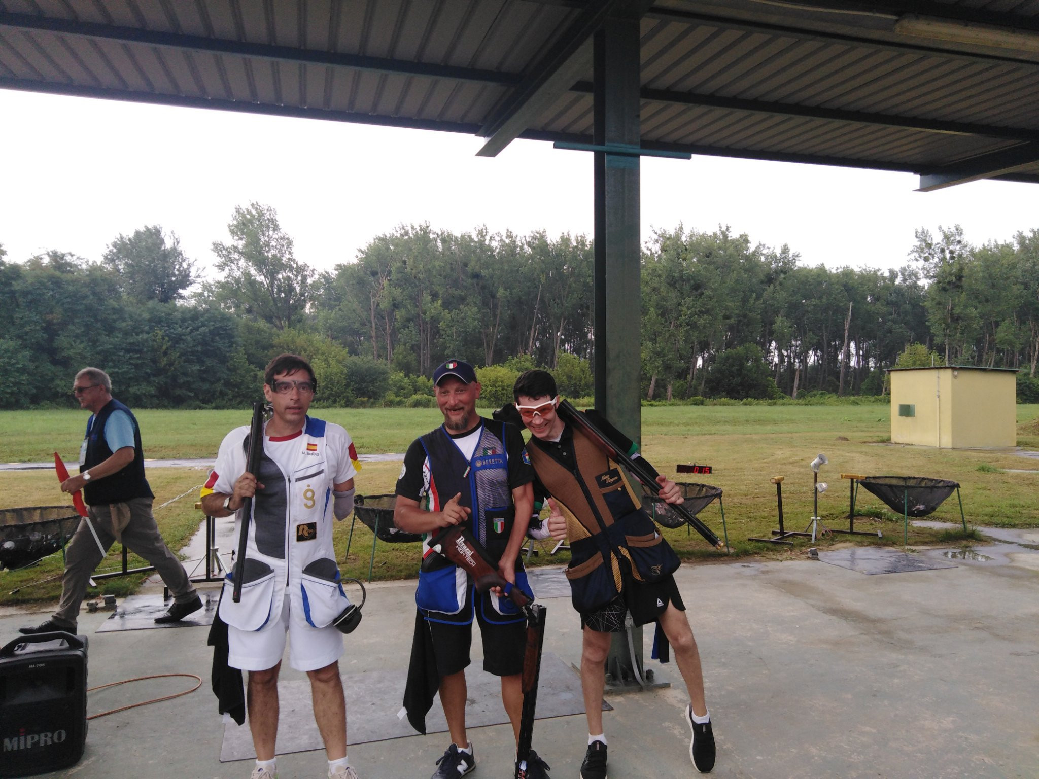 Italy secure double gold and Jokic sets world record at World Shooting Para Sport World Cup in Osijek