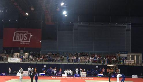Azerbaijan won the mixed team event at the IBSA Judo European Championships in Genoa ©IBSA/Twitter