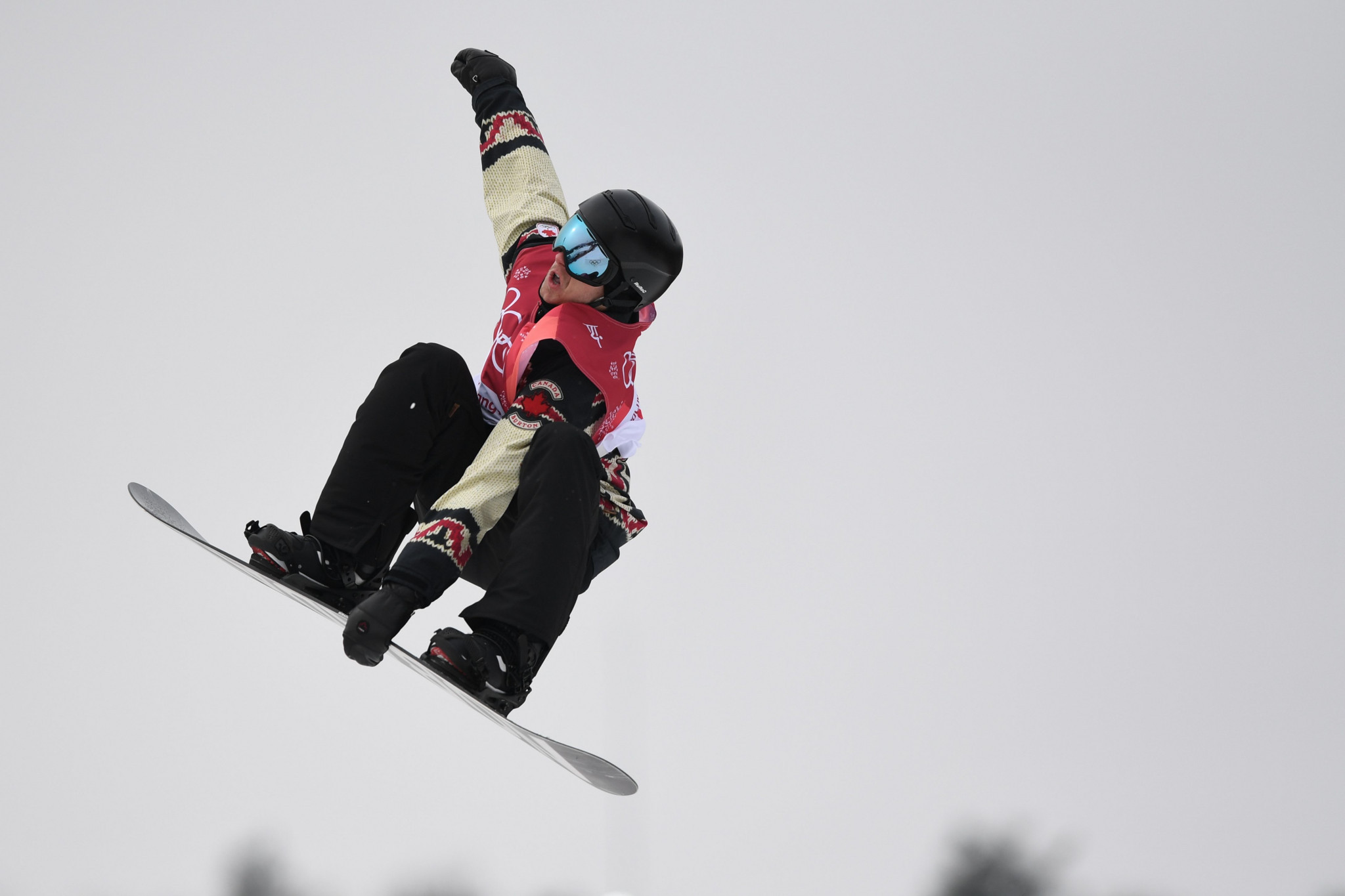 Max Parrot is aiming to return to competition at the end of August ©Getty Images