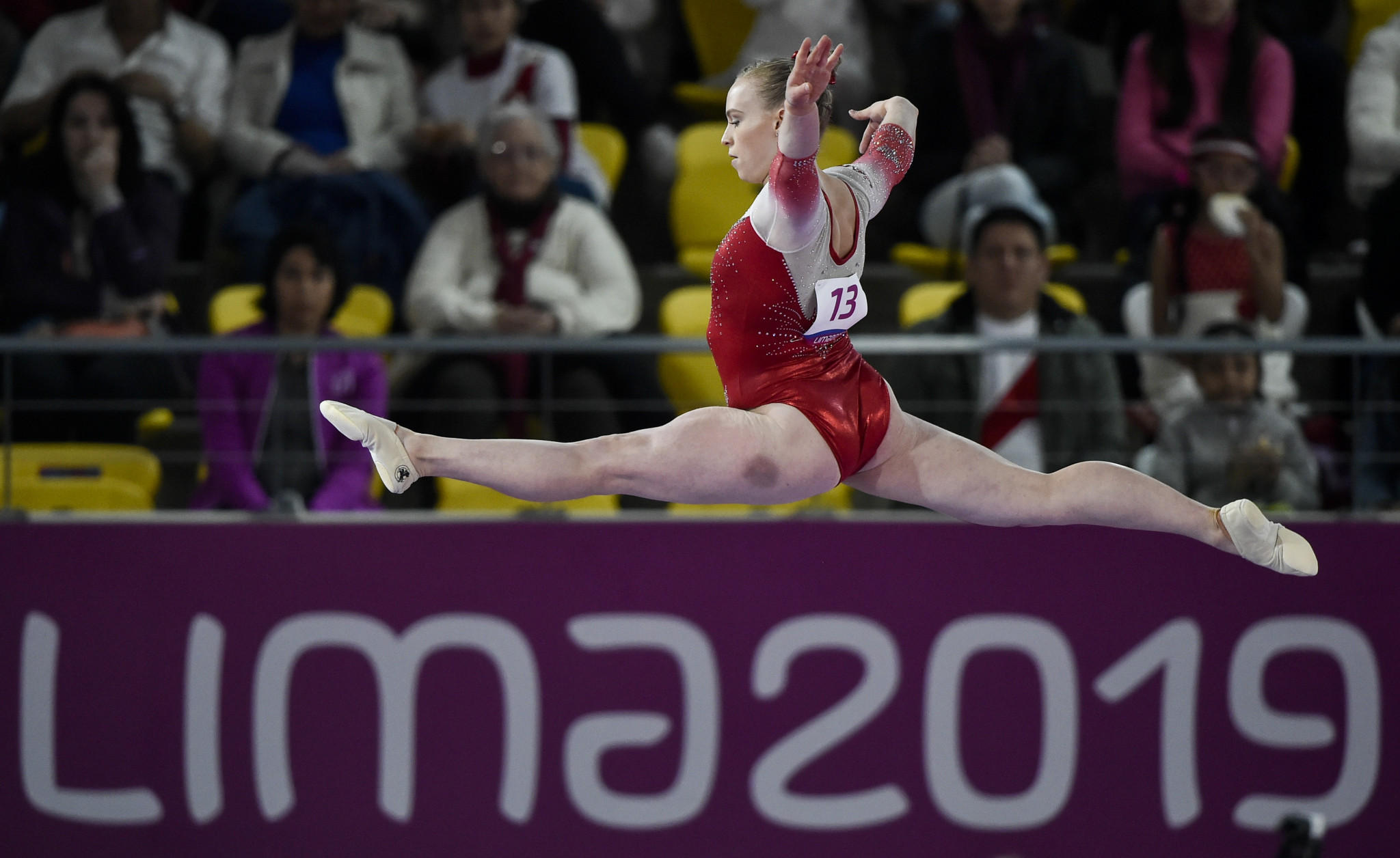 Back-to-back for Black as gymnast defends Pan American Games individual all-around title