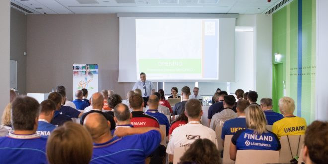 ParaVolley Europe President unveils vision for future