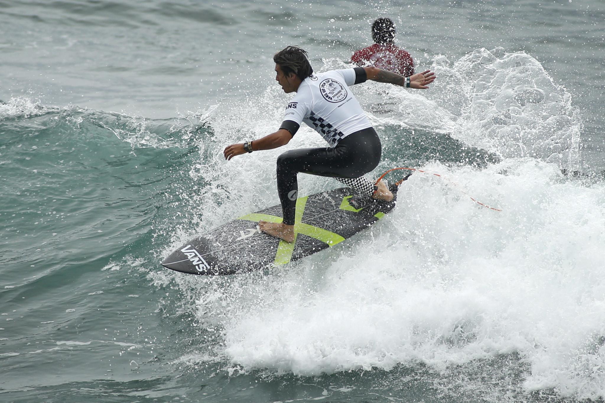 ISA announce Vans as presenting sponsor for World Surfing Games