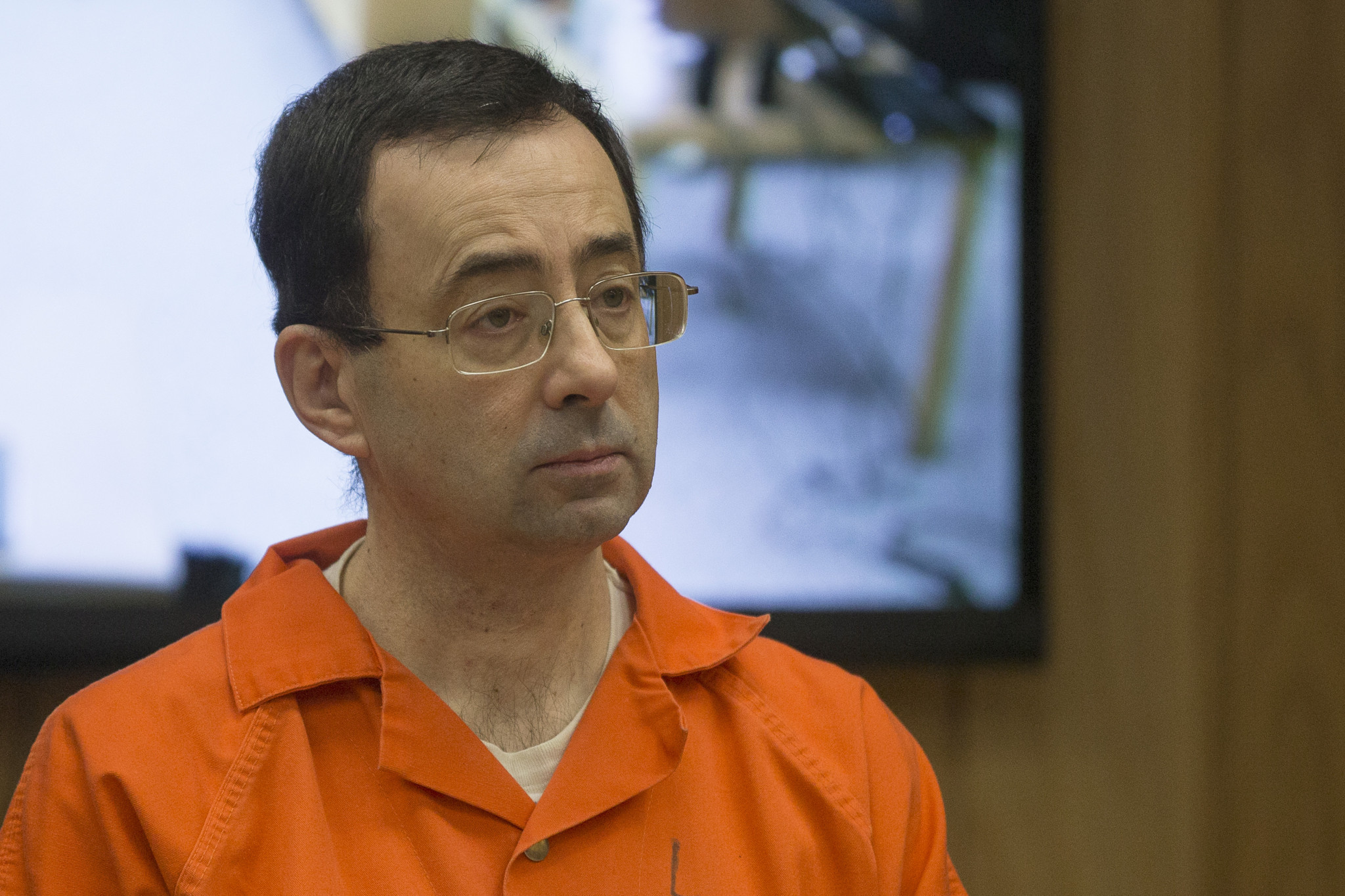 Richard Blumenthal claims Larry Nassar, pictured, was not a lone wolf ©Getty Images