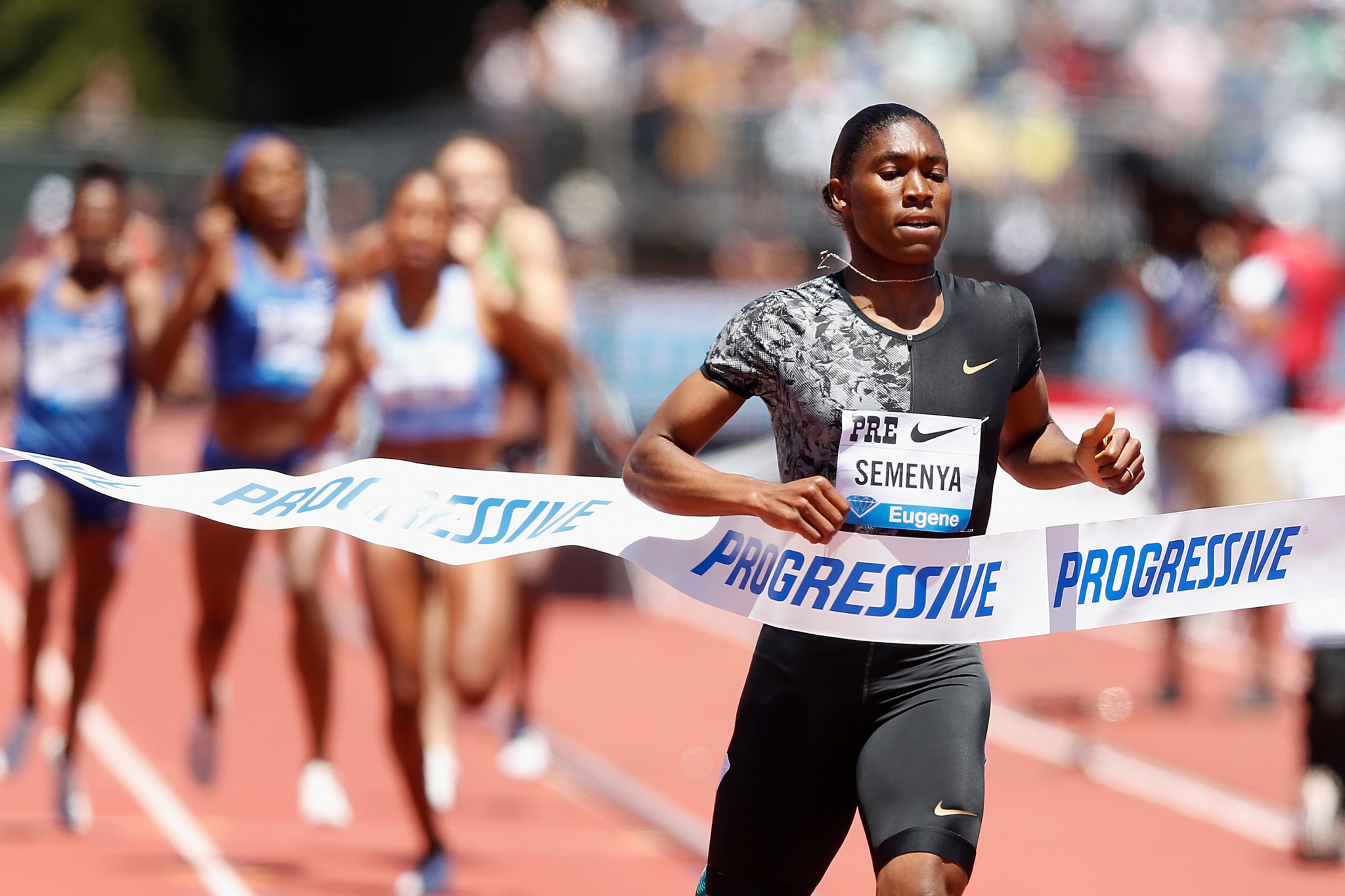 South African star Semenya set to miss IAAF World Championships after court ruling