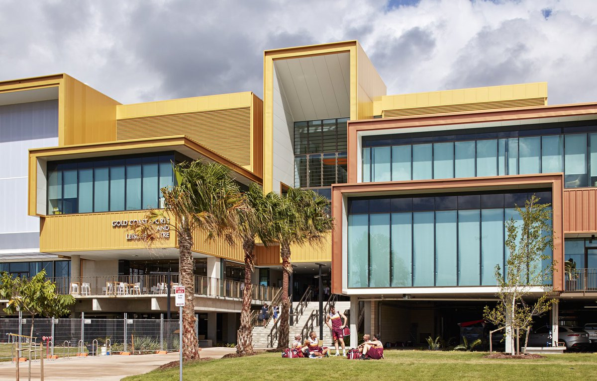 The Gold Coast Sports and Leisure Centre is among venues to have enjoyed a successful period since reopening after last year's Commonwealth Games ©Gold Coast City Council