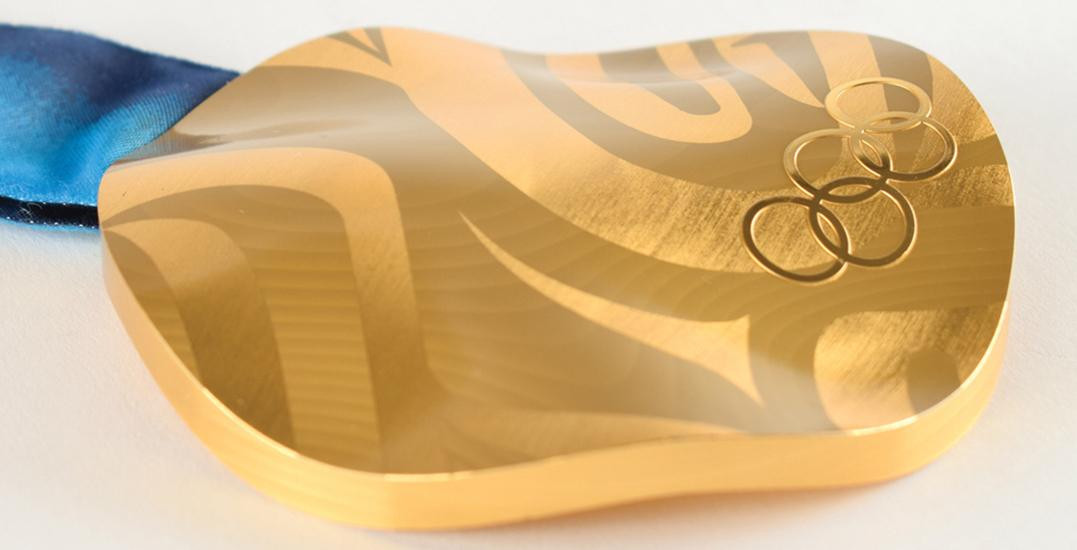 Belarus freestyle skier Alexei Grishin has sold his Olympic gold from Vancouver 2010 for nearly $70,000 ©RR Auction