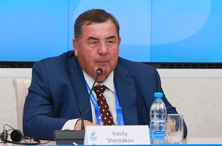 FIAS President Shestakov predicts Eurosport partnership will boost interest in sambo