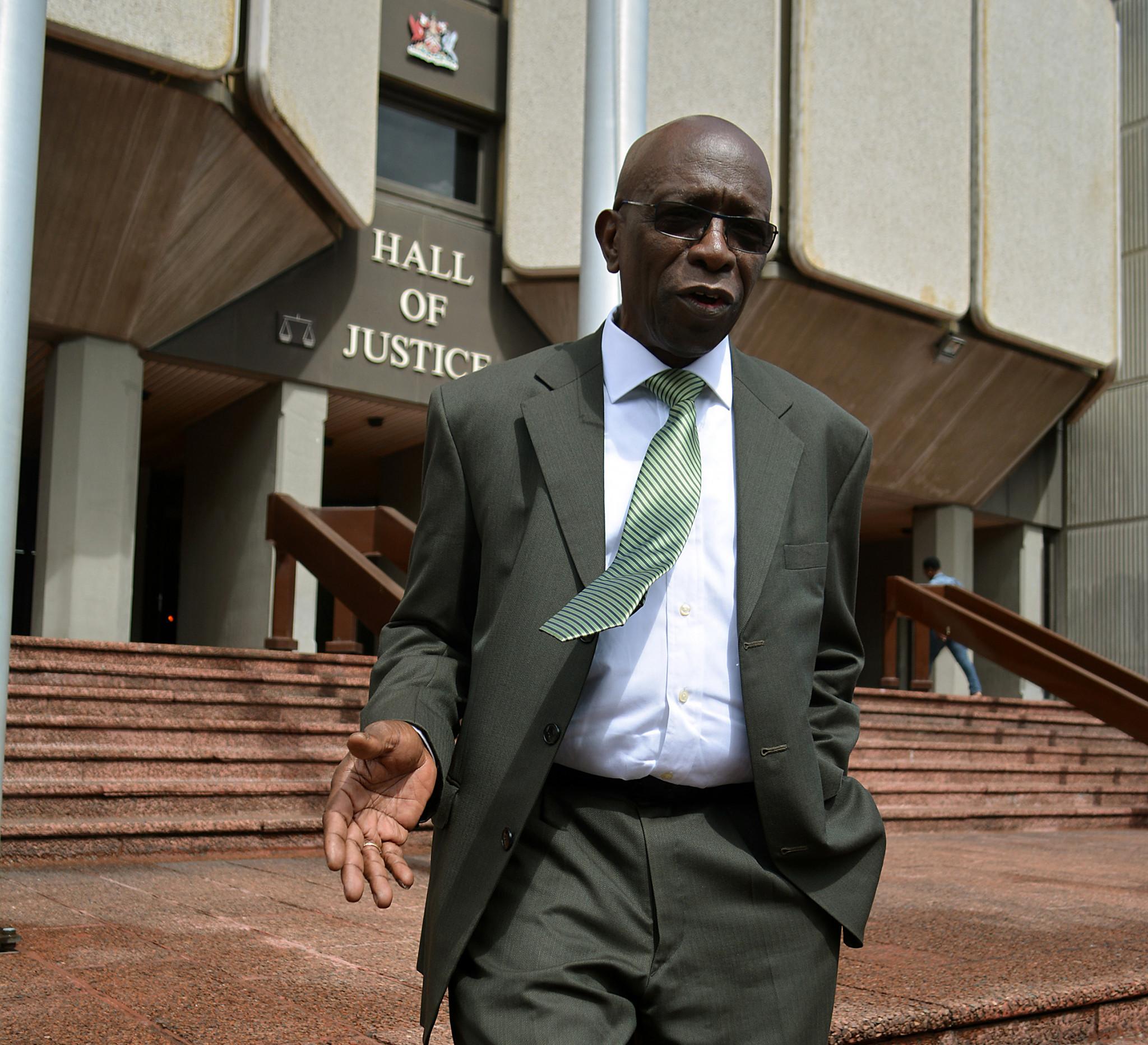 Disgraced Warner sues Trinidad and Tobago Football Association for $2.3 million