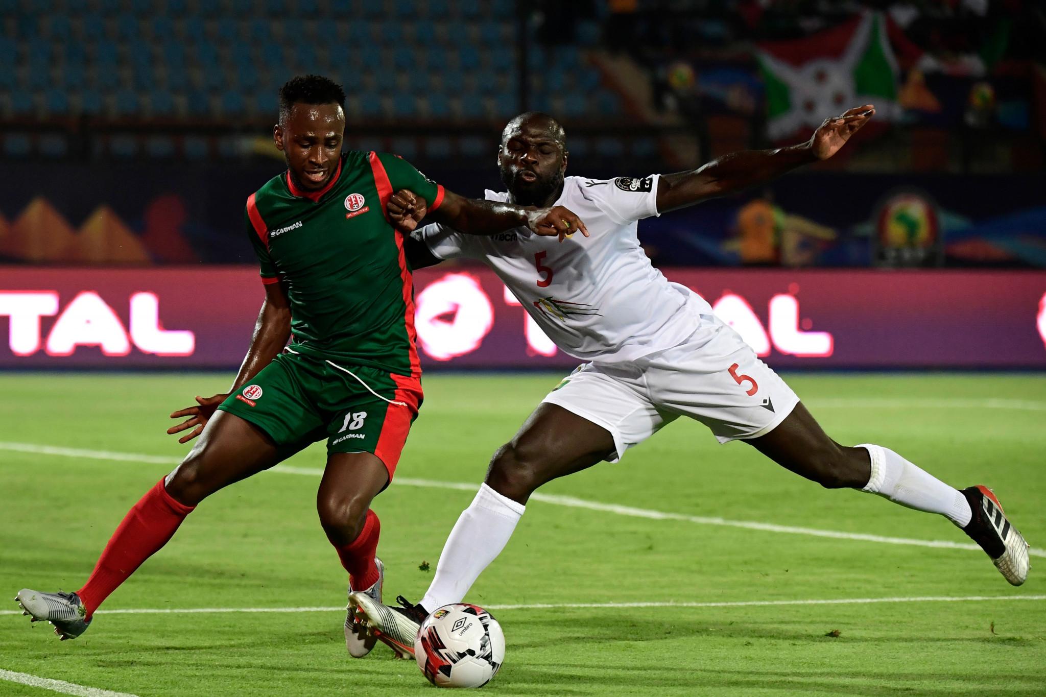 Burundi and Tanzania to clash in FIFA World Cup qualifying