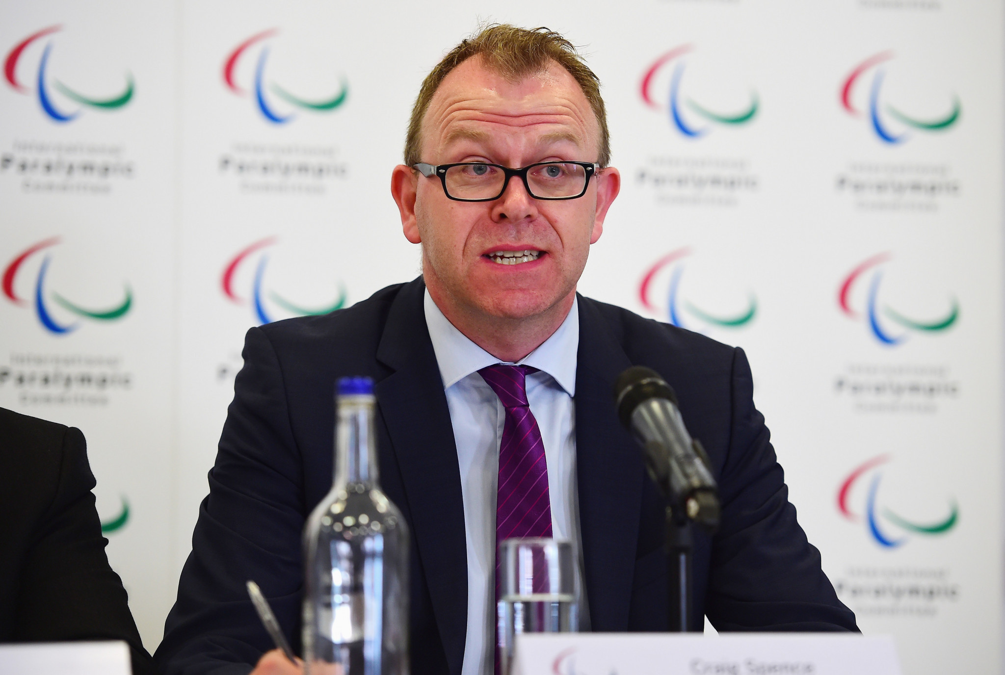 """The Tokyo 2020 Paralympics will have a """"seismic"""" effect on worldwide inclusion, according to the International Paralympic Committee's chief marketing and communications officer Craig Spence ©Getty Images"""