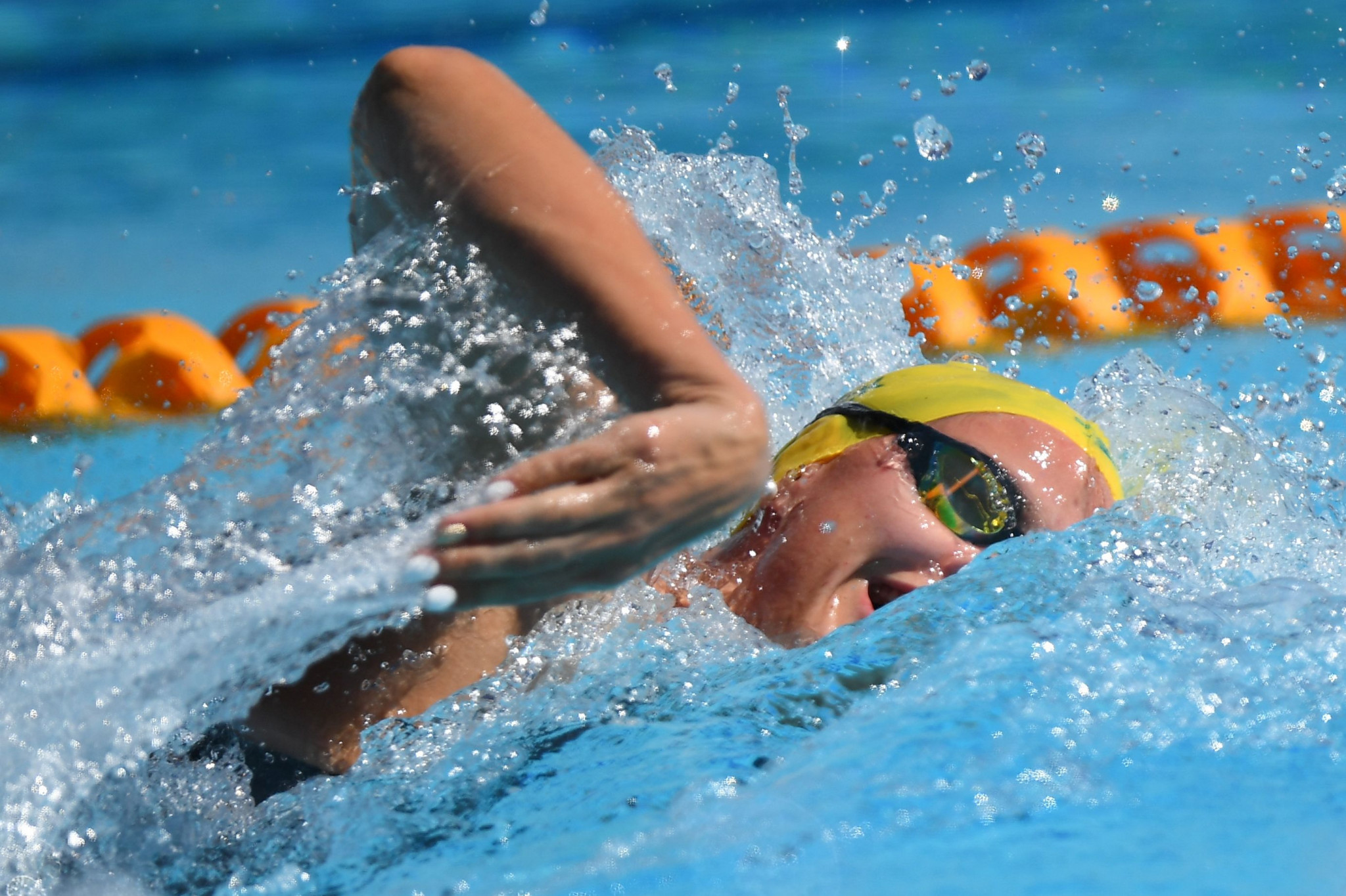 Jack suspended by International Swimming League