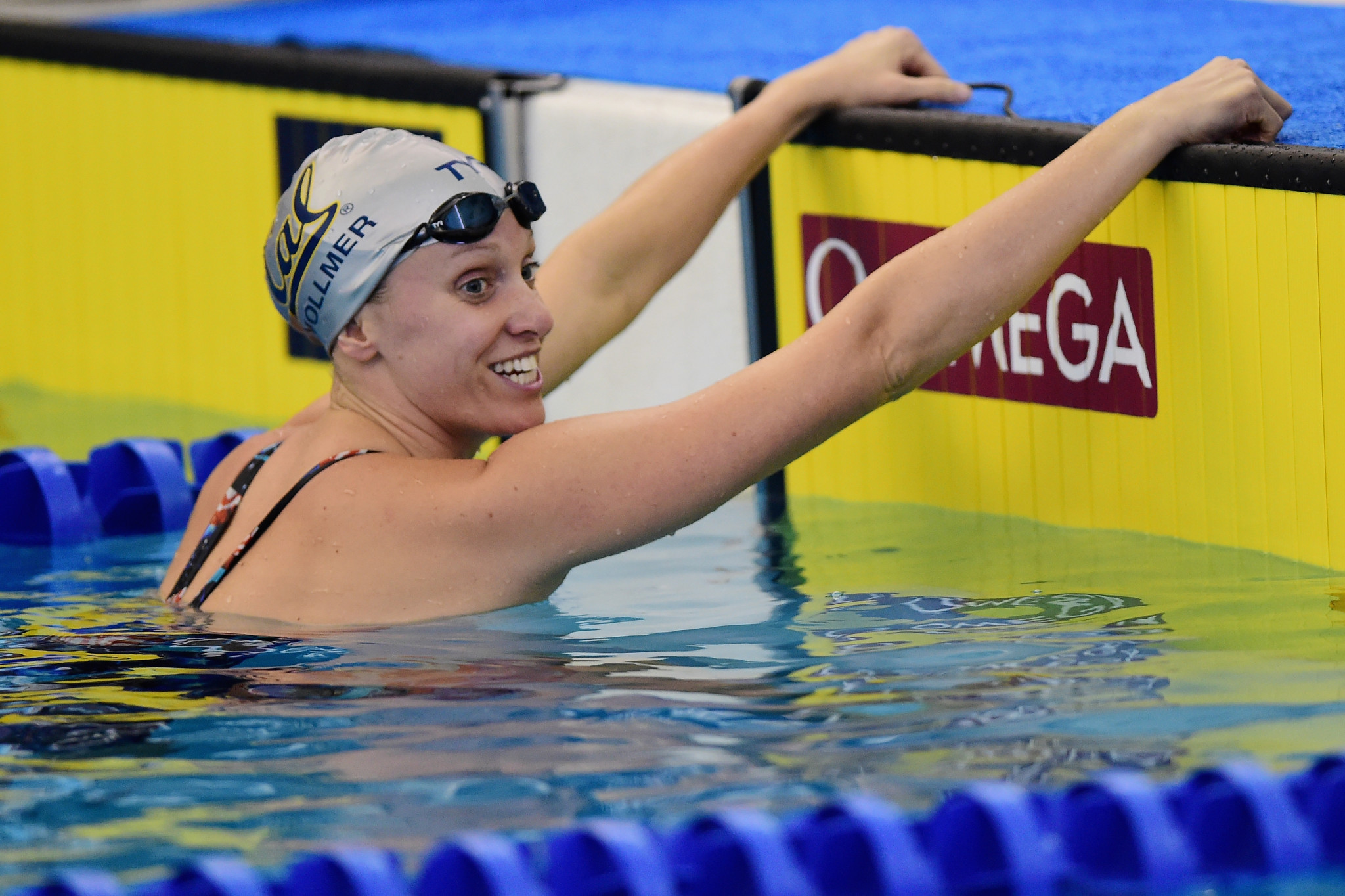 Five-times Olympic gold medallist Vollmer to retire after US National Championships