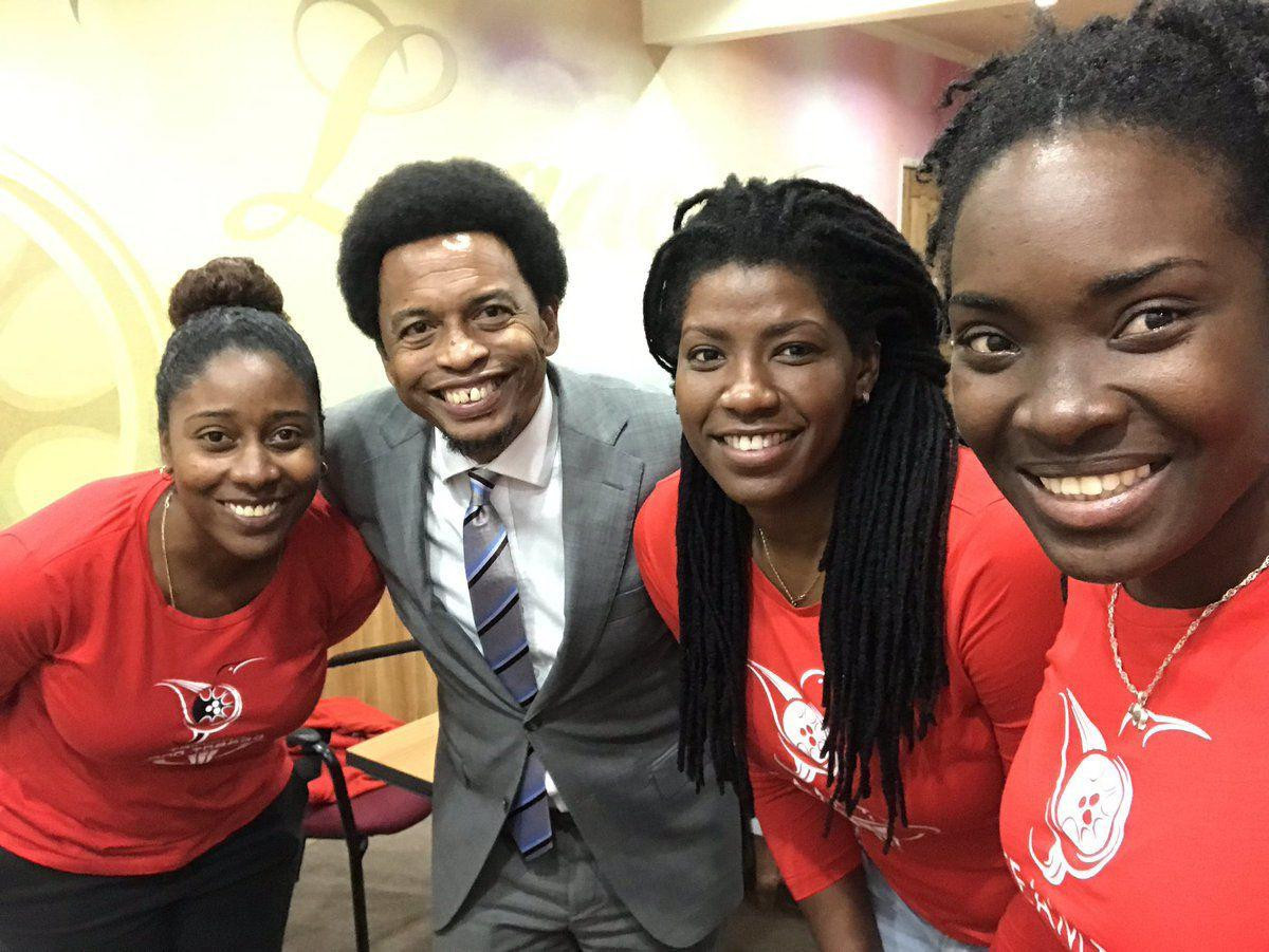 """Trinidad and Tobago Olympic Committee President Brian Lewis is predicting the 2021 Commonwealth Youth Games will """"hugely inspirational"""" ©TTOC"""