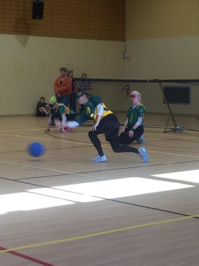 Australia girls aim to defend IBSA Goalball Youth World Championships on home ground as boys' event is wide open