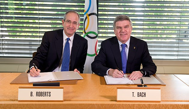NBCUniversal signed a lucrative agreement with the IOC to broadcast the Olympic Games in America through to 2032