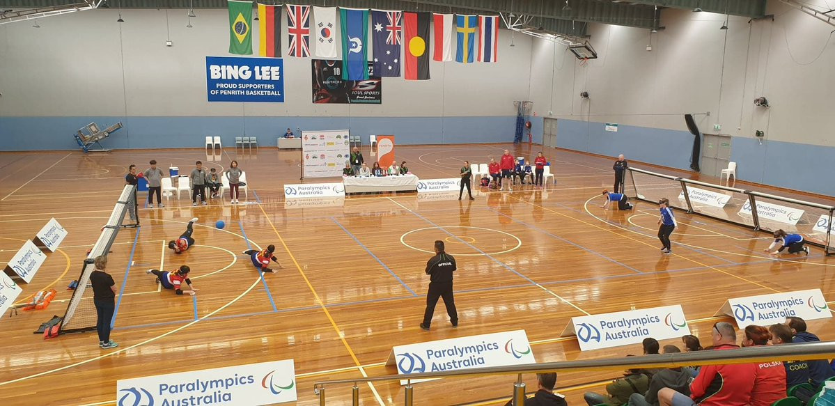 Britain's girls keep up undefeated record at IBSA Goalball Youth World Championships