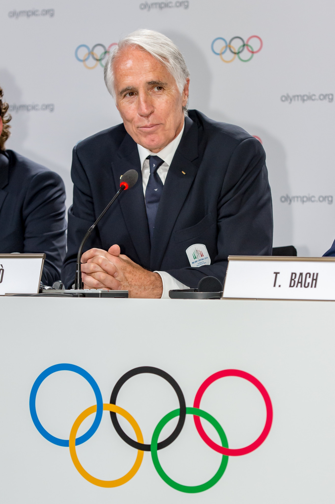 IOC issues stern warning to CONI over potential Olympic Charter breaches