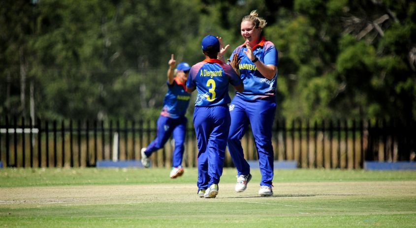 Nigeria and Namibia to replace suspended Zimbabwe at ICC Men's and Women's T20 World Cup Qualifiers