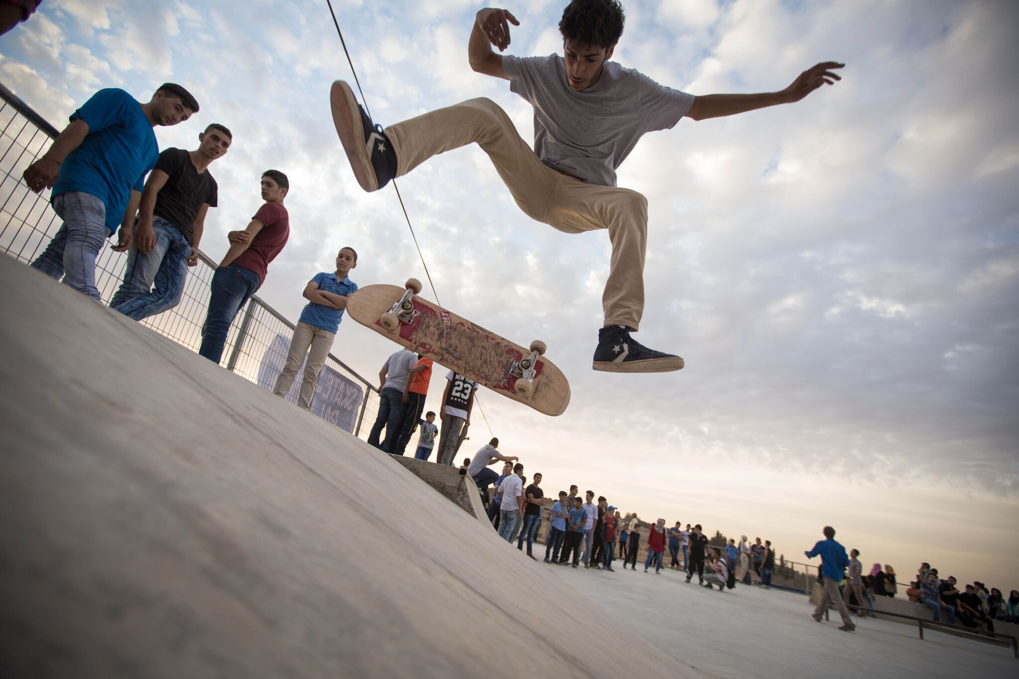 Skateboarders aiming to compete in its Olympic debut next year will be among panellists at Pushing Boarders in Malmö, Sweden ©Emil Agerskov