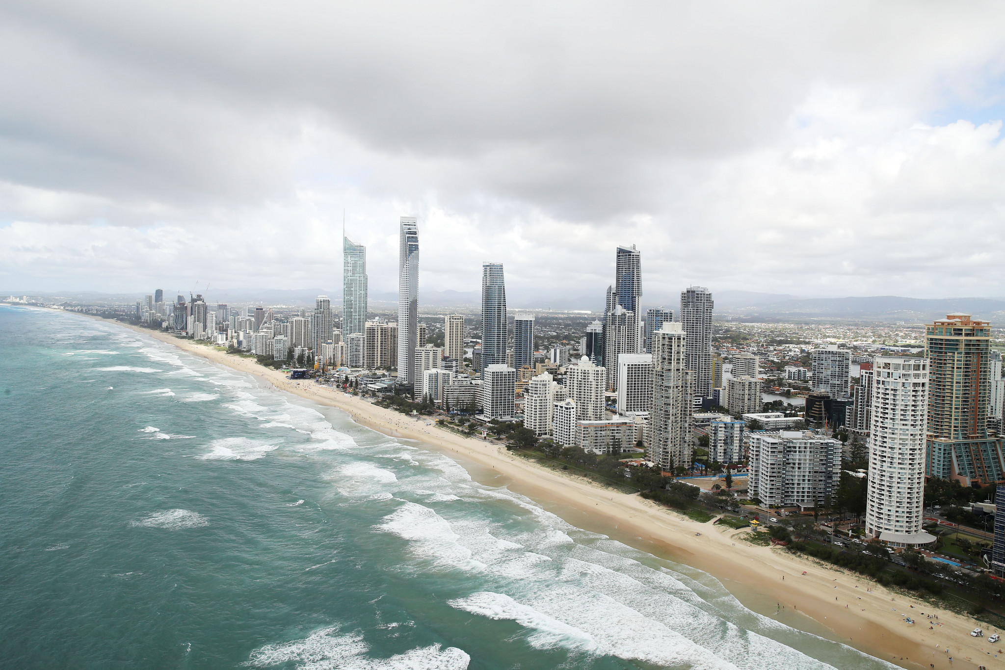 Events could be held in the Gold Coast after the city hosted the 2018 Commonwealth Games ©Getty Images