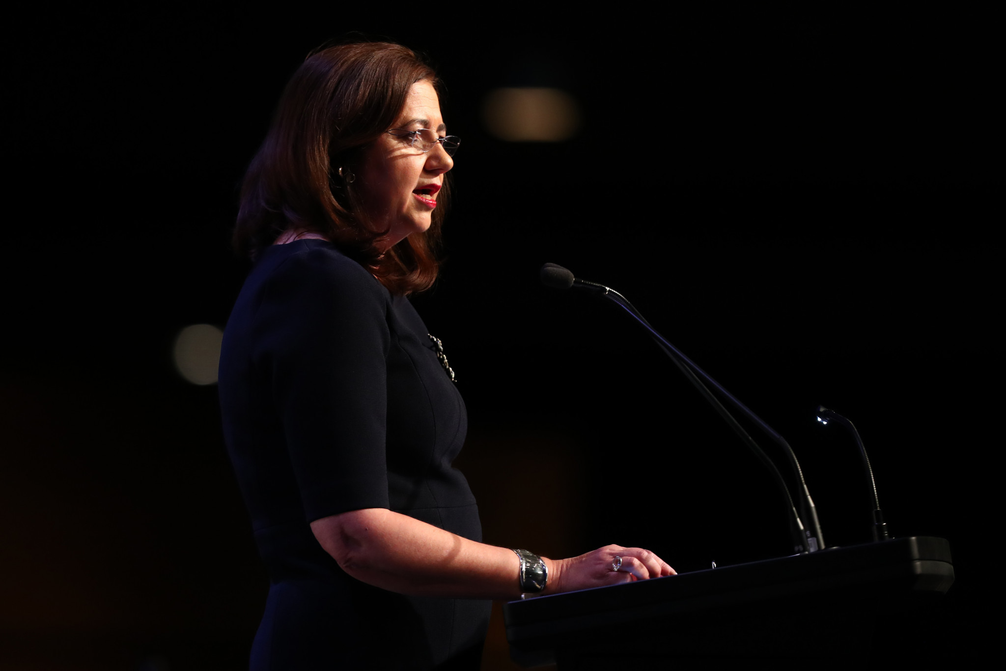 Queensland Premier Annastacia Palaszczuk is set to meet with IOC President Thomas Bach in Lausanne next month to discuss her state's bid for the 2032 Olympic and Paralympic Games ©Getty Images