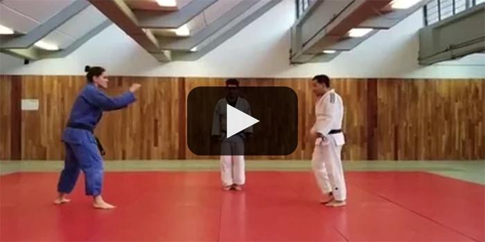 Judo - Humour